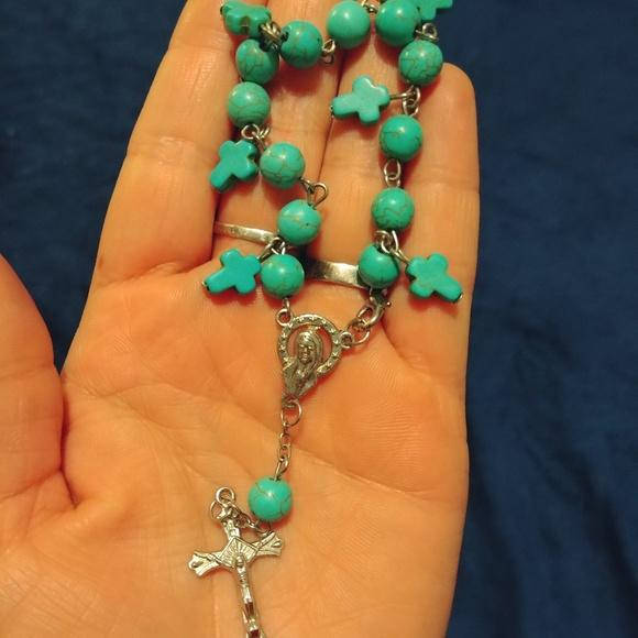 nobrand Jewelry - Religious bracelet